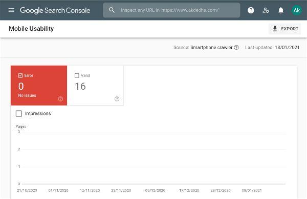 Google search console 12