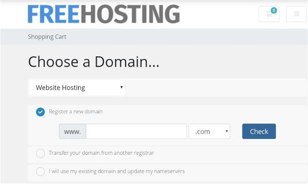 Free hosting kaise kharide 03
